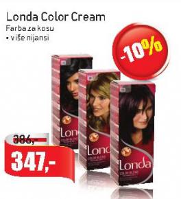 Farba za kosu Color Cream