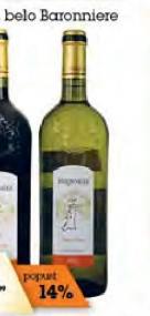 Belo vino Barroniere