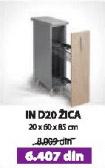 Kuhinjski element IND20 žica