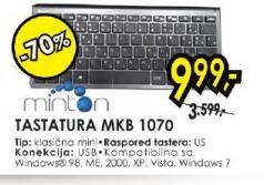 Tastatura MKB 1070