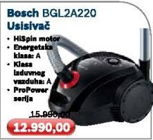 Usisivač BGL2A220