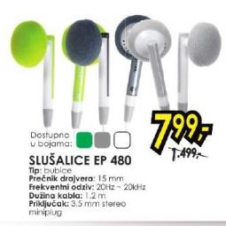 Slušalice EP 480 Creative