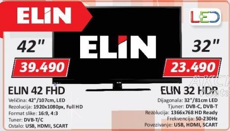 """Televizor LED 42"""" 42 Fhd"""