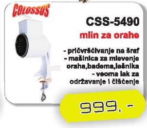 Mlin za orahe Css-5490