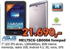 Tablet Me175Scg-1b008a Fonepad