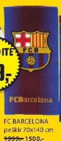 FC Barcelona peškir