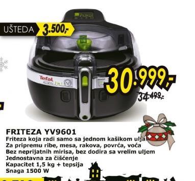 Friteza YV9601