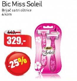 Brijač Miss Soleil