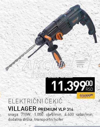 Bušilica čekić Premium Vlp 316