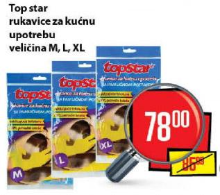 Rukavice za kućnu upotrebu veličina M,L i XL