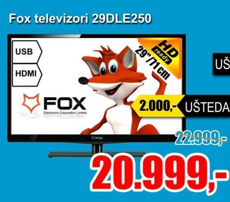 """Televizor LED 29"""" 29DLE250"""