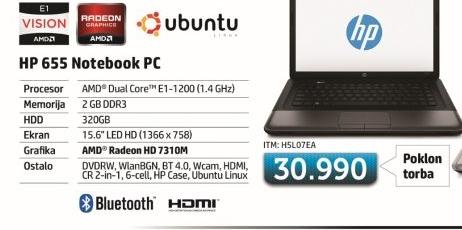 Notebook 655 PC