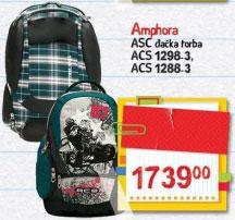 Amphora ASC đačka torba
