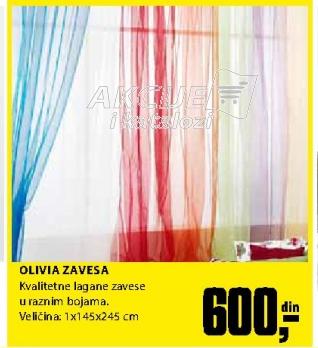 OLIVIA ZAVESA
