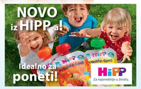 Novo iz HIPP-a