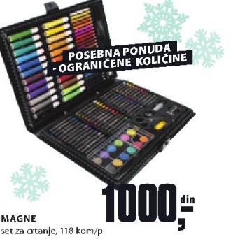 Set za crtanje Magne