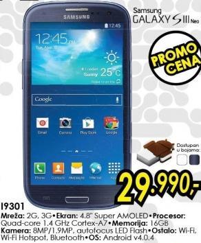 Mobilni telefon Galaxy S III Neo i9301