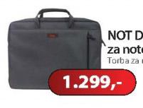 """NOT DOD MS torba za notebook 15.6"""" LB-04"""