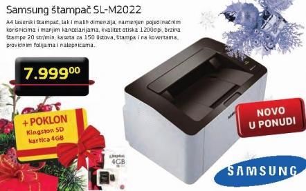 Štampač SL-M2022