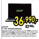 Notebook E1-531-B9604G50MAKS