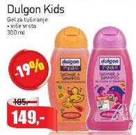 Kids gel za tuširanje, više vrsta
