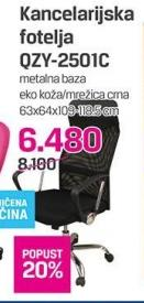 Kancelarijska fotelja QZY-2501C