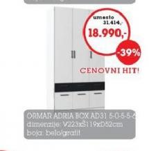 Ormar Adria Box