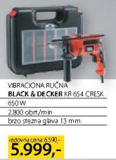 Vibraciona ručna bušilica  KR654 CRESK