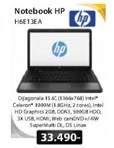 Notebook H6E13EA