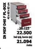 Kuhinjski element In Mdf D40 F Pl-Box