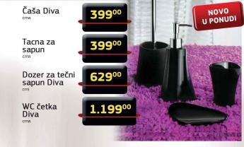WC četka Diva