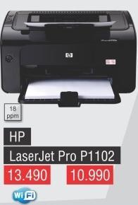 Štampač LaserJet Pro P1102