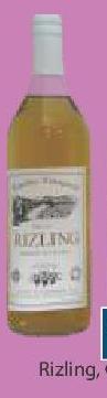 Belo vino Rizling