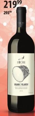 Crno vino Vranetz