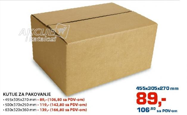 Kutije za palovanje