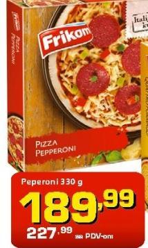 Smrznuta pizza feferoni