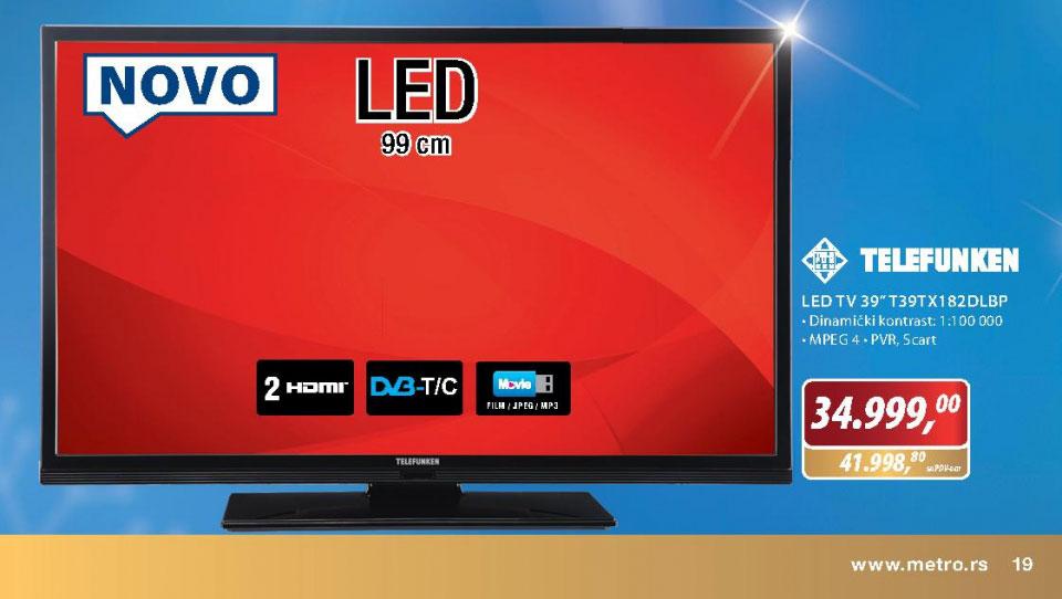 LED T39TX182DLBP