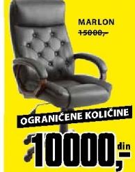 KANCELARIJSKA STOLICA MARLON