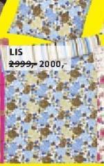 Krep posteljina LIS