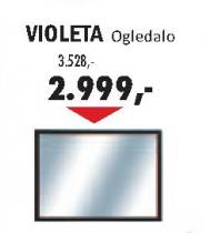 Ogledalo Violeta