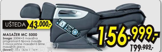 Masažer MC 5000