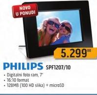 Digitalni ram za slike SPF 1207/10