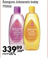 Šampon za kosu baby