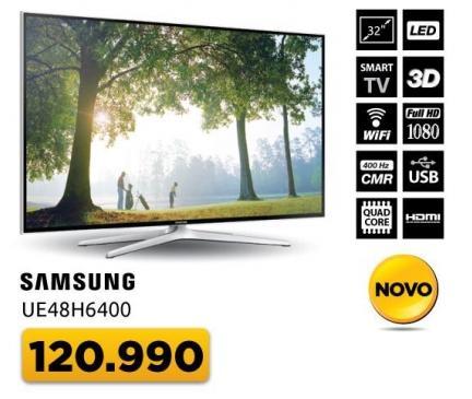 "Televizor LED 48"" Ue48h6400"