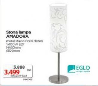 Stona lampa Amadora