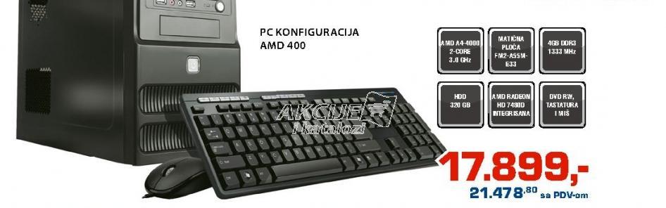 Računar AMD 400