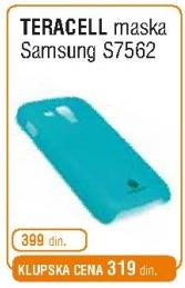 Maska Samsung S7562