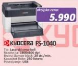 Laserski štampač Kyocera FS-1040