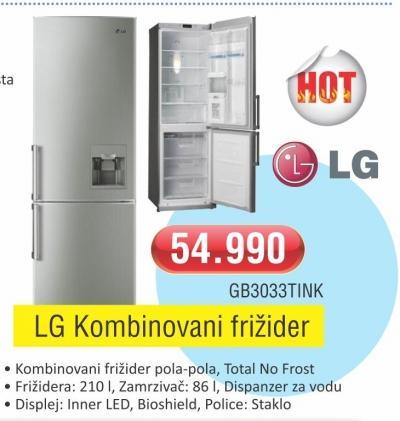 Frižider GB3033TINK