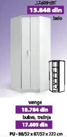 Garderober FU beli